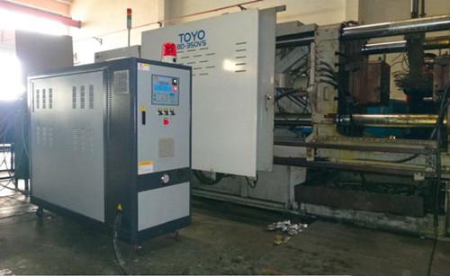 镁合金压铸模温机在压铸行业中的优势