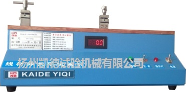 电线电缆拉力机的主要特点以及功能