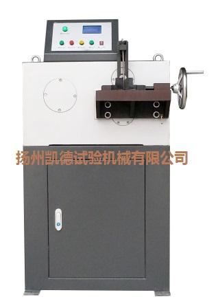 金属线材反复弯曲试验机的产品用途及工作环境