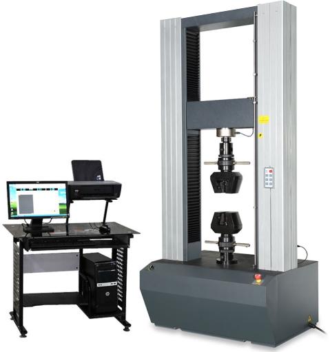 橡胶止水带拉力试验机的配套软件及注意事项有哪些