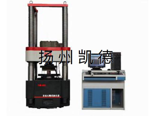 了解万能材料试验机的操作步骤及保养细节