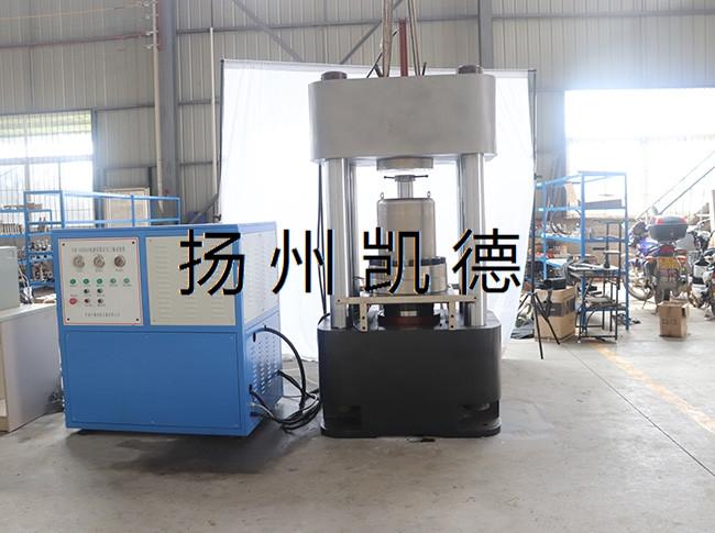 电子万能材料试验机的维护及故障处理