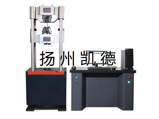 拉力试验机检测金属材料的力学性能方法